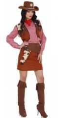 Cowgirl Costume (5884)